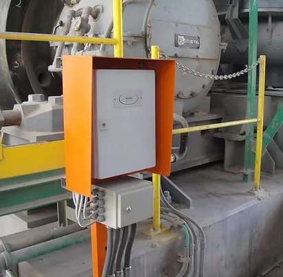 Mechanical Kiln Monitoring MKM